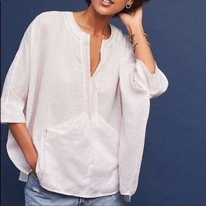 [Anthropologie] Martinique Poncho Top Size XS/S